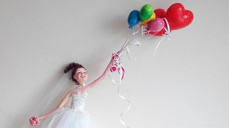 happy  bride )