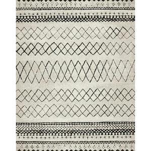 MAROKKO BEIGE et NOIR Tapis de salon 120x170cm - Achat / Vente tapis 100% polypropylène - Cdiscount