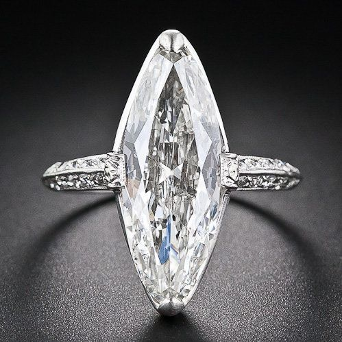 #langantiques.com         #ring                     #Cartier #3.98 #Carat #Marquise #Diamond #Ring #10-1-5631 #Lang #Antiques     Cartier 3.98 Carat Marquise Diamond Ring - 10-1-5631 - Lang Antiques                                    http://www.seapai.com/product.aspx?PID=504474