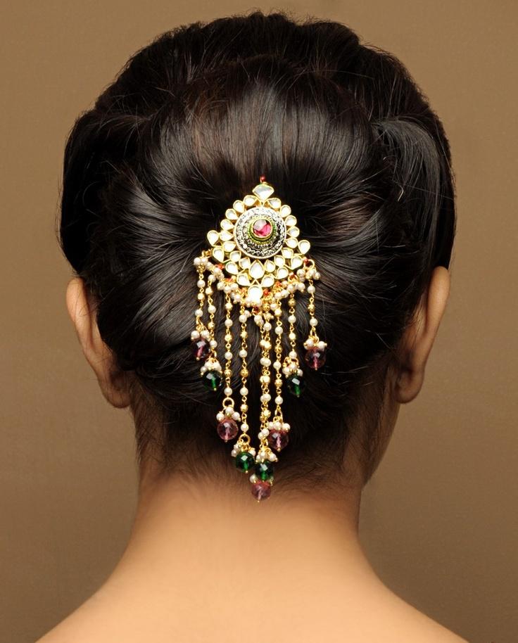 Asian hair jewellery #15