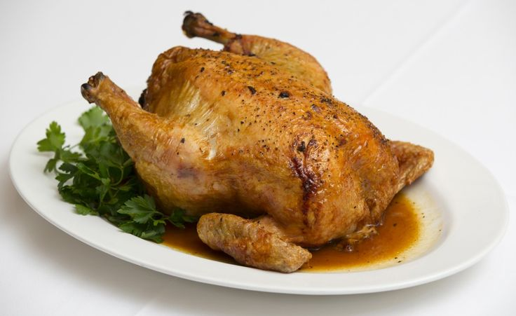 Barossa Roast Chook Recipe - the ultimate roast chicken recipe for special occasions or the Sunday family roast.
