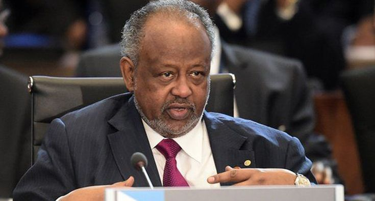 Djibouti's President Ismail Omar Guelleh visited Ethiopian Airlines as well as Bole Lemi Industrial Park located at the outskirts of the capital and exports leather products.