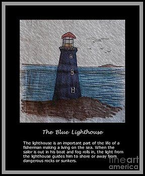 Barbara Griffin - The Blue Lighthouse