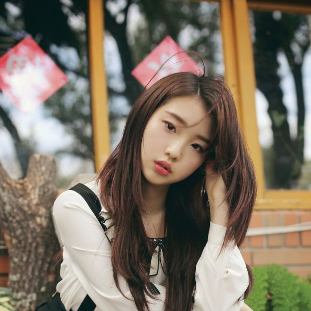 170106 LOOΠΔ Official Website Update - YEOJIN