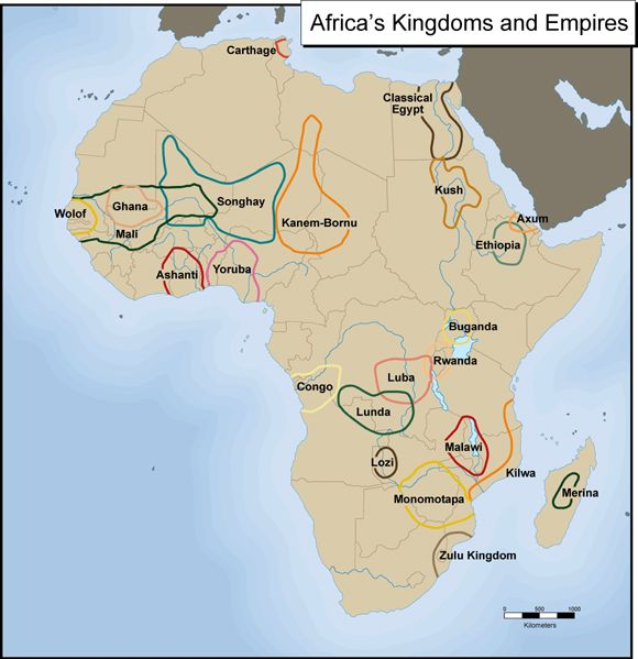 Day 9: Colonialism and the Trans-Atlantic Slave Trade - Look! We're Learning!