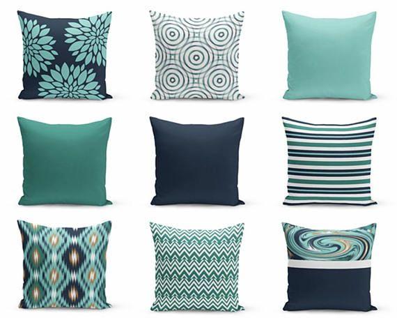 Best 20+ Teal Pillows Ideas On Pinterest