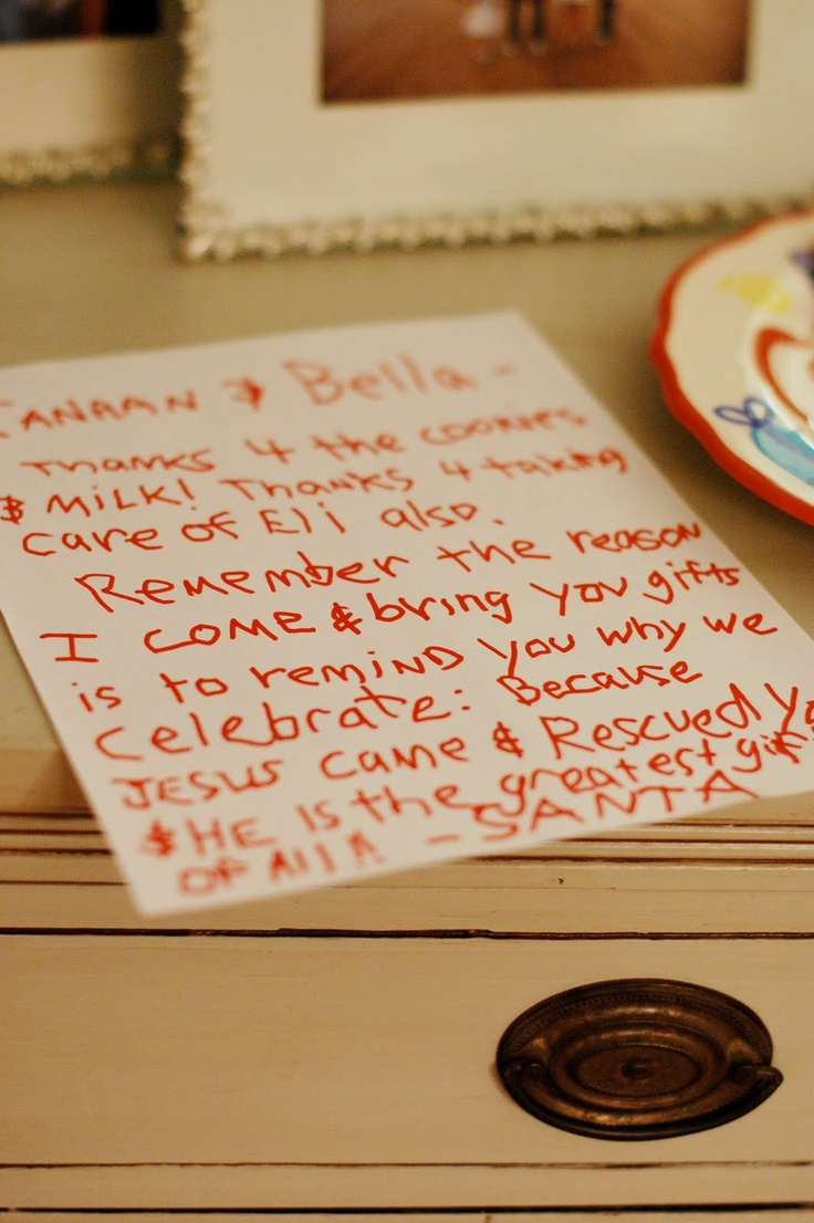 the 25 best christmas letter from santa ideas on pinterest