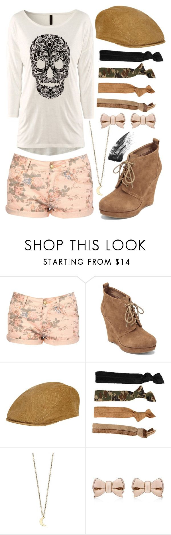 """//I'm built for the floor/ and I'm magic on the mike// Read below ^^"" by totallytrue ❤ liked on Polyvore featuring Jane Norman, Jessica Simpson, Puma, Glam Bands, Minor Obsessions, Thomas Sabo and Charlotte Tilbury"