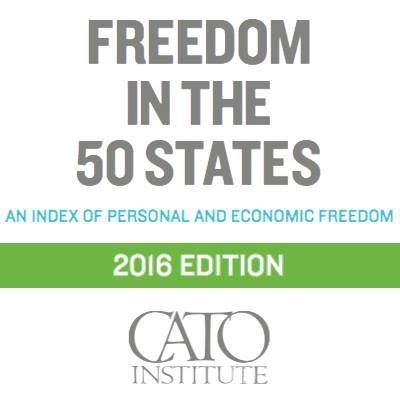 Freedom in the 50 States Print Edition