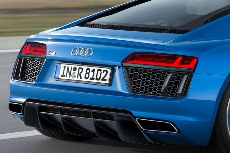 Audi R8 2015 - rear