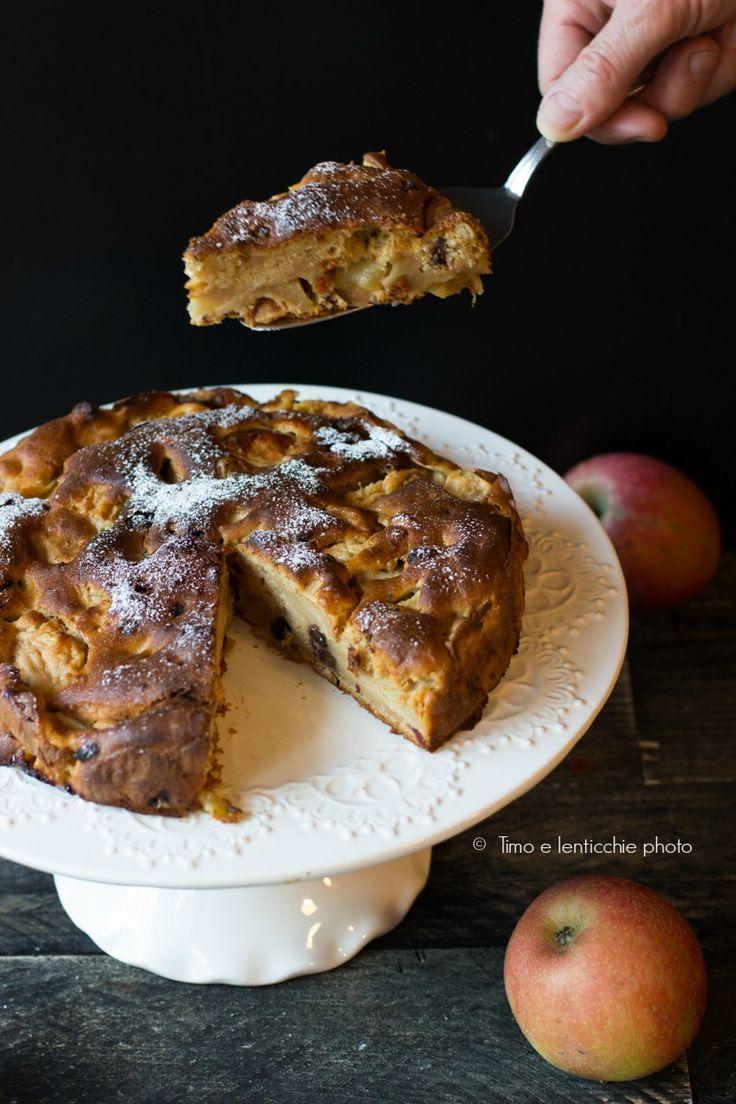 Torta di mele melaccio senza glutine 2