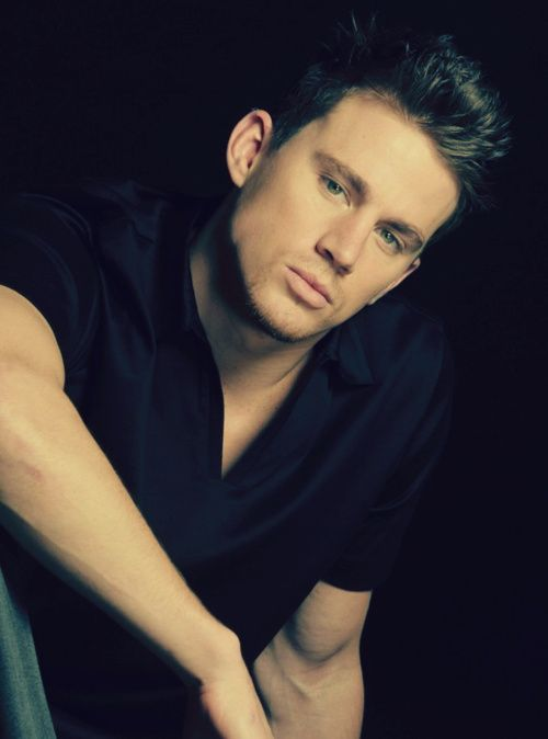 Channing Tatum - One of my fav pictures of my favorite actor