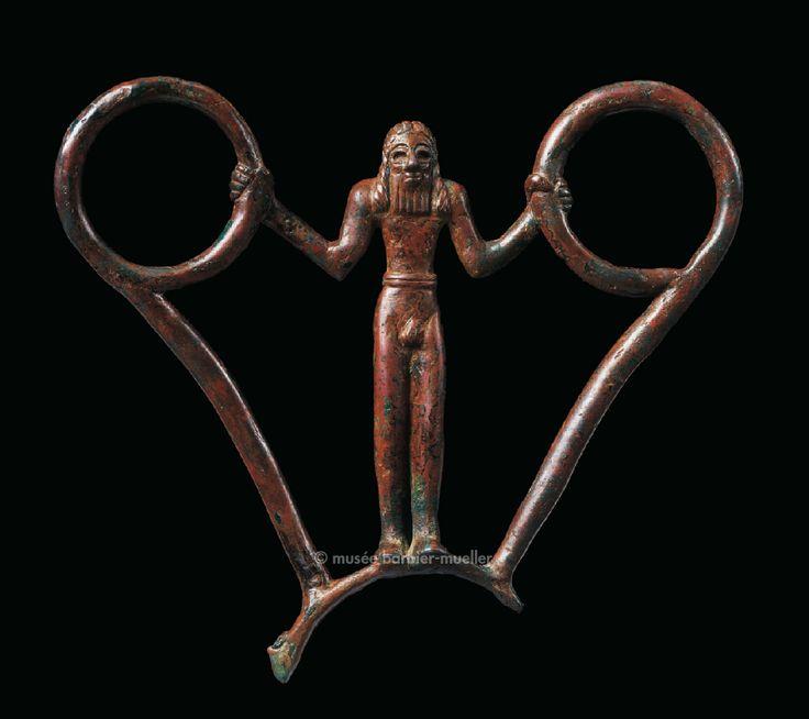 Proche-Orient au IIIe millénaire avant J.-C. - Les Musées Barbier-Mueller