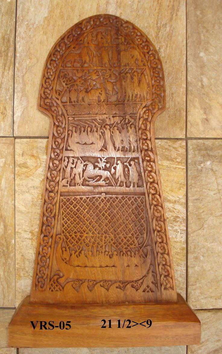 Owl greeting card set welsh artist jen delyth celtic art studio - Rune Stone Stelae Vrs 05