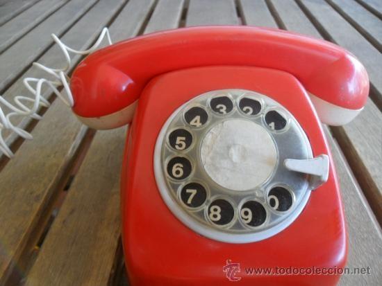 TELEFONO DE JUGUETE DE MOLTO