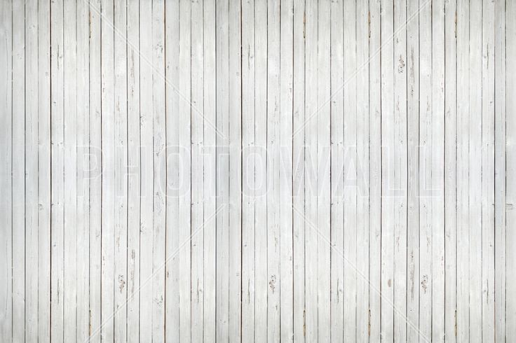 Whitewash Wood - Wall Mural & Photo Wallpaper - Photowall