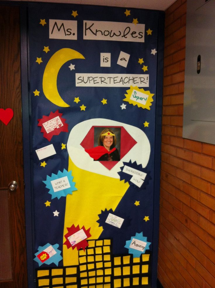 Super Heroes Decor For Classroom ~ Best images about superhero teacher appreciation on