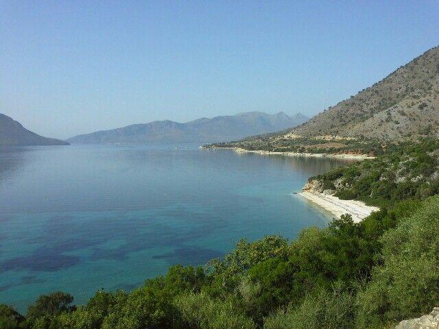 Between Mytikas And Astakos