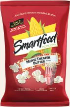 Smartfood® Popcorn - Delightfully SMART, Unforgettably TASTY Popcorn!