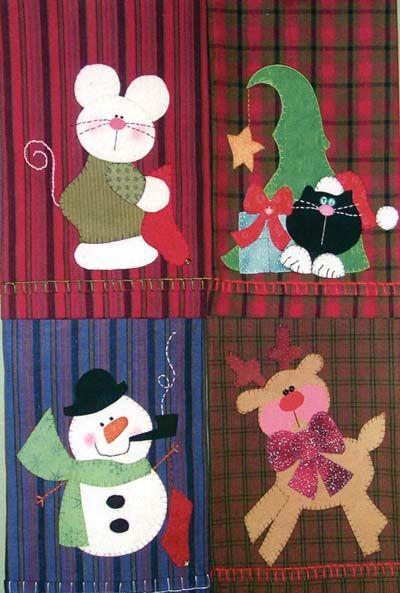 Applique Pattern ~ Patterns Applique, Quilting, Knitting