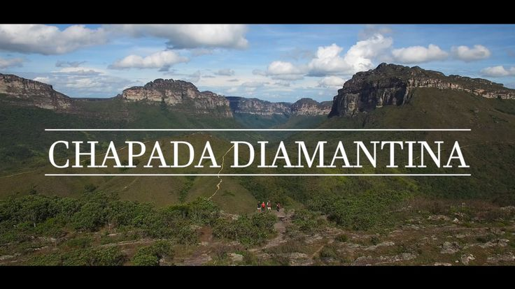 Deixe-se levar pela estonteante beleza de umas maiores riquezas naturais do Brasil: a Chapada Diamantina!