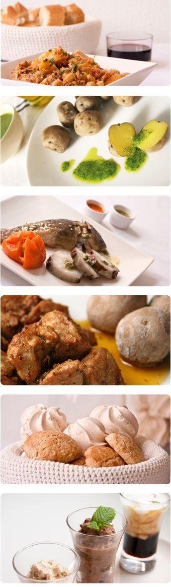 Nuestros platos típicos #Gastronomía #Canarias