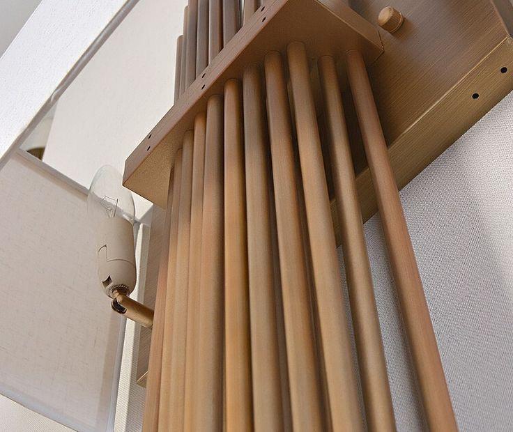 Творческий металл трубы медные E14 гостиной настенные лампы внутреннего освещения прикроватные лампы бра домой декоративные стены спальни бра купить на AliExpress
