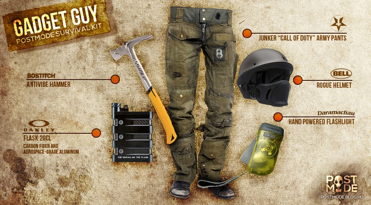 GADGET GUY Survival Kit