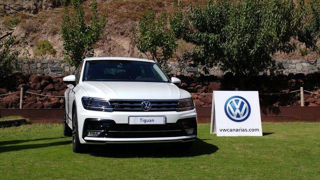 Tested Cars: Llega el nuevo Volkswagen Tiguan R-Line a Canarias...