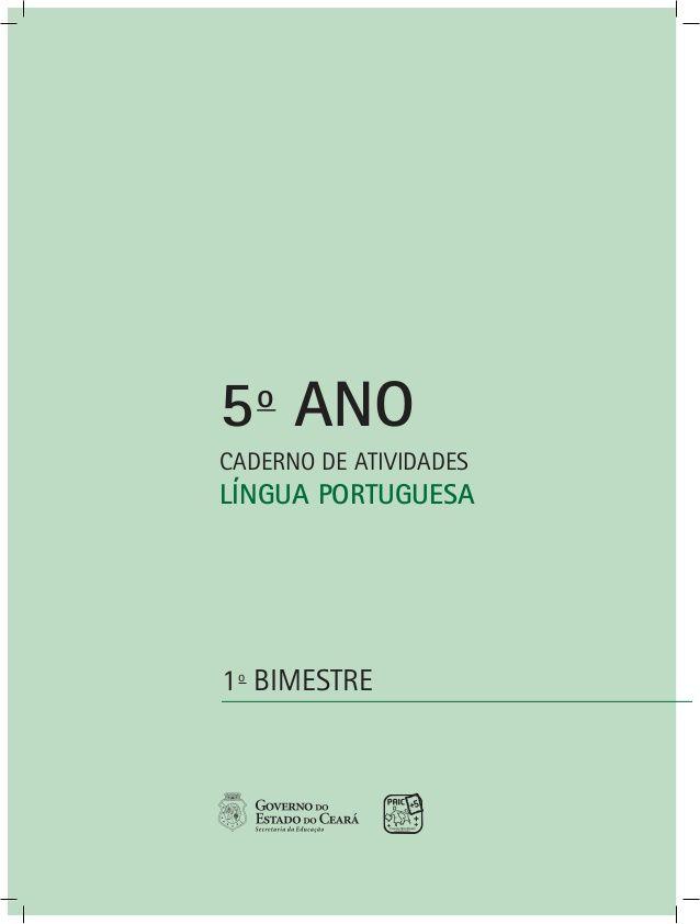 LINGUA PORTUGUES CADERNO DE ATIVIDADE 5º ANO_1º_e_2º_BIMESTRE-PAIC+ A…