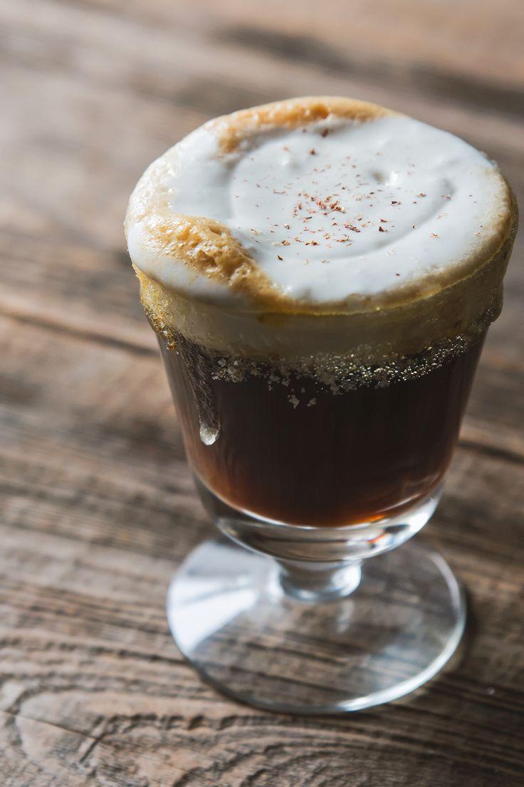 Spanish Coffee + Nespresso // HonestlyYUM