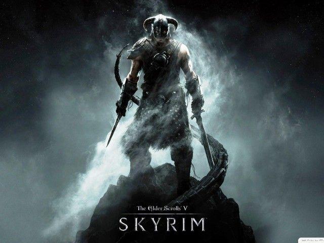 Skyrim Game Wallpaper