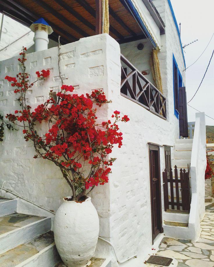 Ano Syros, Syros island, Greece