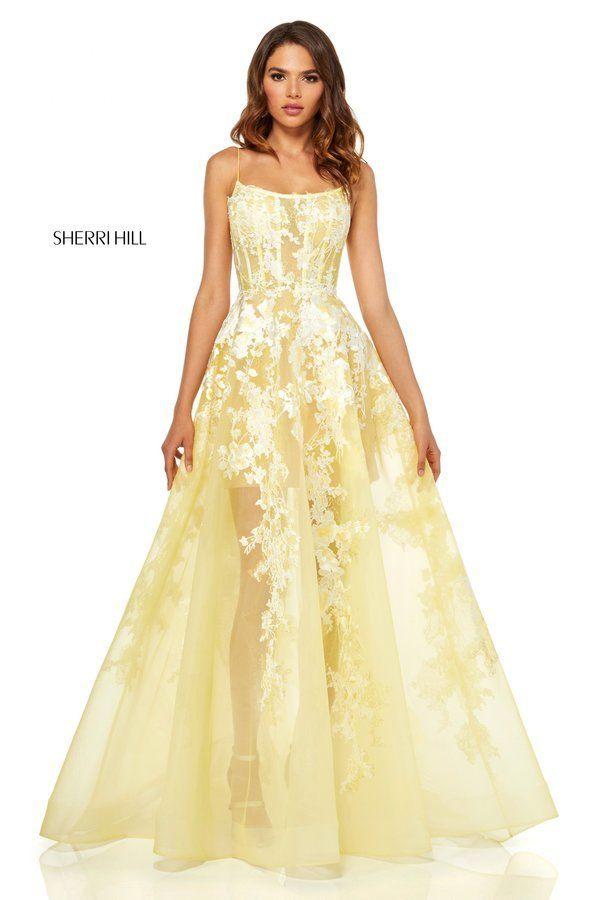 2f03a3894a6 Sherri Hill Style 52448