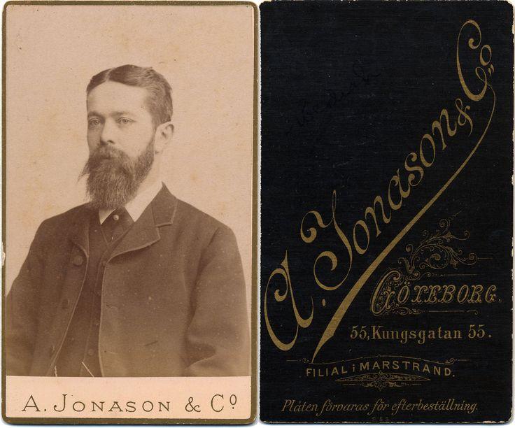 Beards of the 19th Century: CdV 43