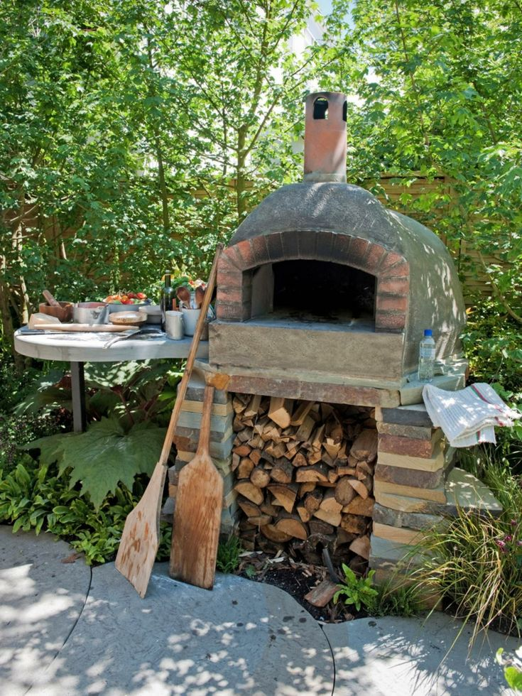 25+ best ideas about pizzaofen bauen on pinterest | pizzaöfen, Best garten ideen