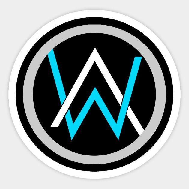 Alan Walker Logo Alan Walker In 2020 Walker Logo Alan Walker Walker Wallpaper