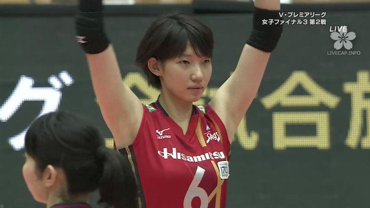 「石井優希 volleyball」おしゃれまとめの人気アイデア|Pinterest