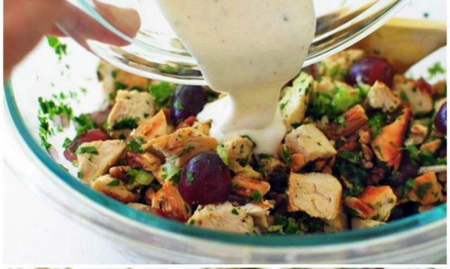 chicken salad for weight-loss