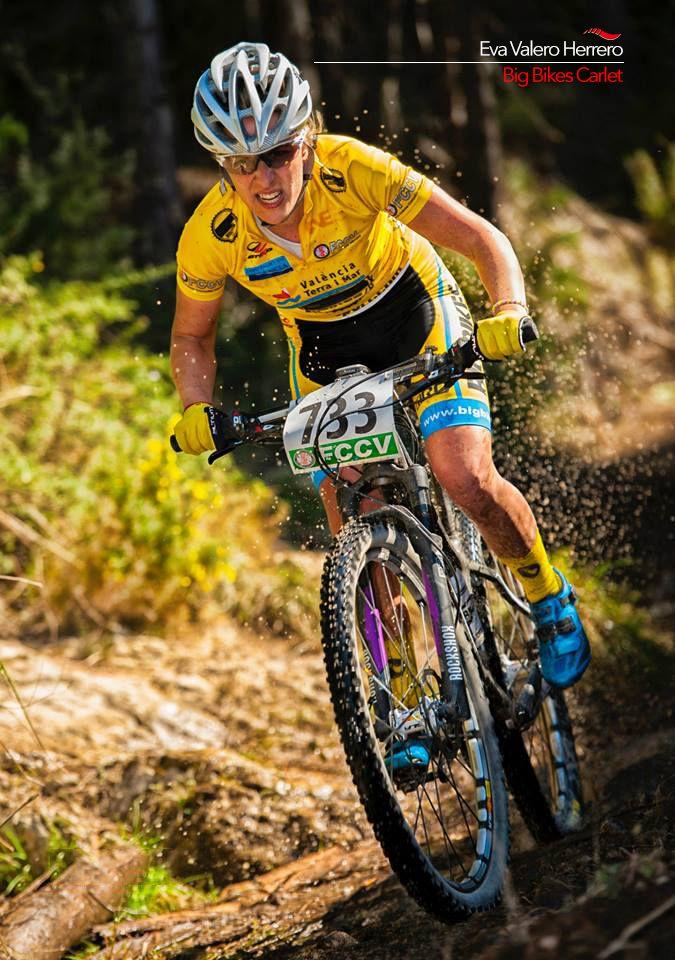 Eva Valero Herrero - BTT Big Bikes Carlet Calcetin Corto Ciclismo NRG NRG Cycling Short Sock http://goo.gl/QbsUJf