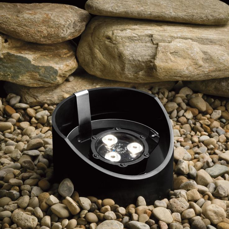 Landscape LED Inground Well Light