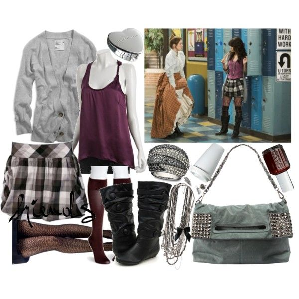 """Wizards of Waverly Place: Alex Russo"" by sbhackney on Polyvore"