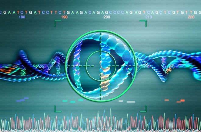 DNA Stores MLK's Speech, Shakespeare's Sonnets : Discovery News