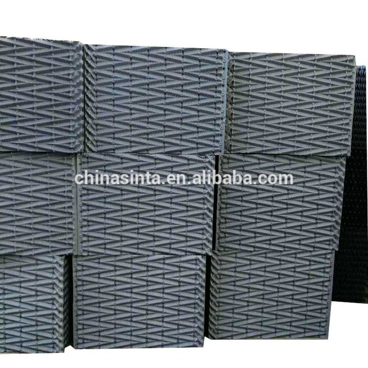 Good Quality PVC Sheet for Kuken Cooling Tower Fill