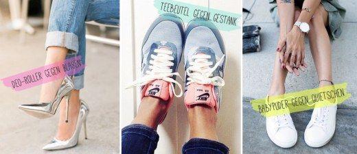 Von Schuhen können wir Frauen einfach nicht genug bekommen. Doch viel zu oft sehen die Treter schöner aus, als sie sich anfühlen...