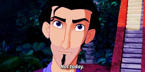 """And finally, when friends ask if you've gotten a job: 