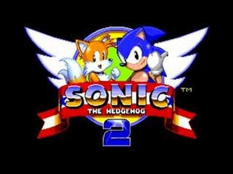 This is the music played when a two-player stage in Sonic 2 ends.