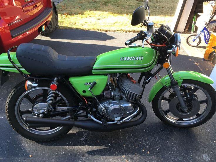 1973 Kawasaki H1D Cafe Racer for sale via Rocker.co