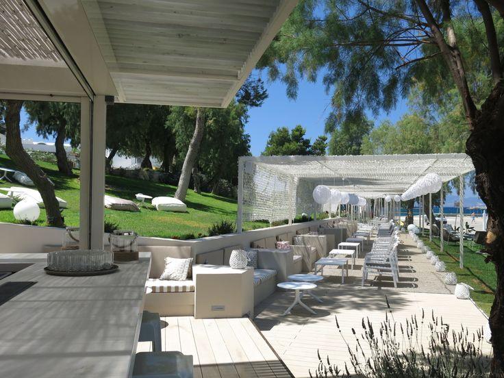 Ammos Beach Bar, Psalidi, Kos, 2014 Design by Harry Papaioannou & Associates