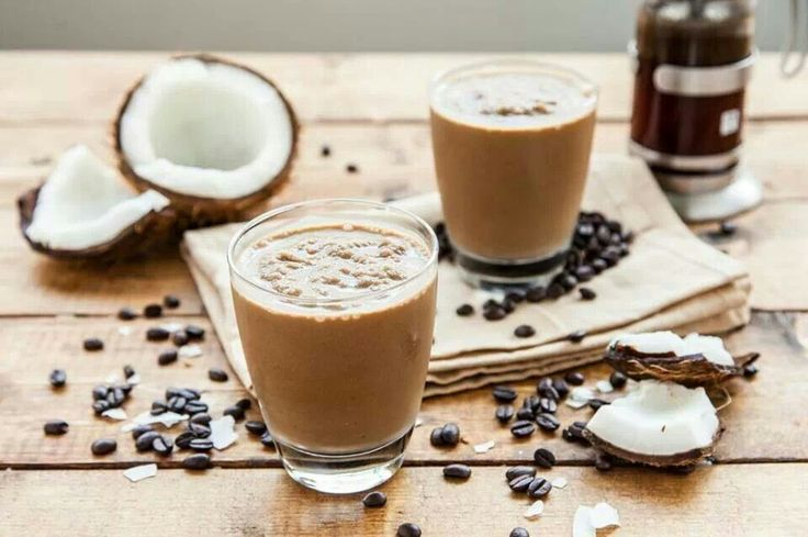 Vega Coconut Coffee Protein Frappe Fitness Food